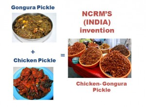 NCRM Patent for Pickle