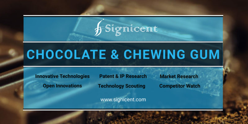 Chocolate & Cocoa Industry - Technology & Market Research by Signicent