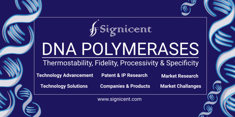 DNA Polymerase Report - Overcoming Technology Roadblocks to Boost Market Growth - Signicent