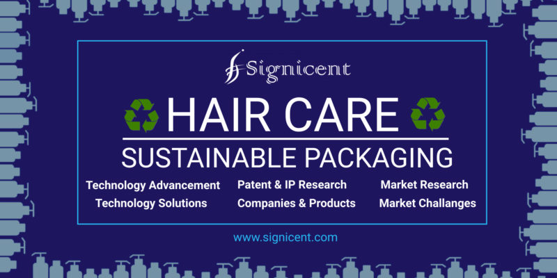 Hair Care Packaging Report: Sustainable Innovations & Products to Green-up the Market